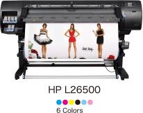 HP L26500 6 Colors