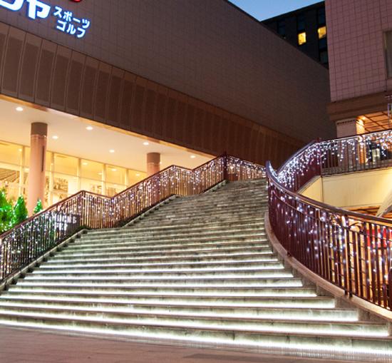 階段装飾02