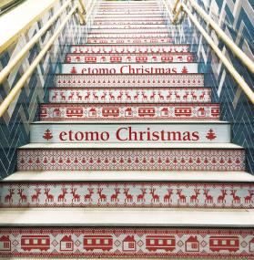 階段装飾04