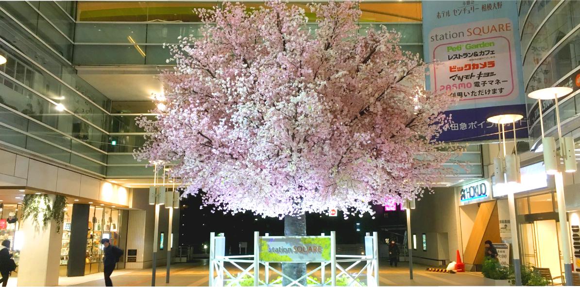 桜装飾01