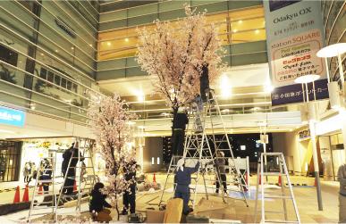 桜装飾04