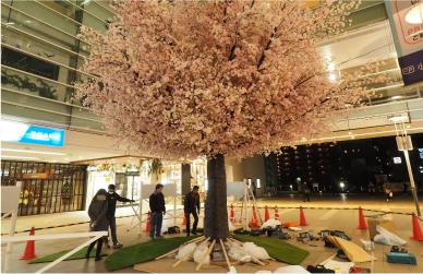 桜装飾05