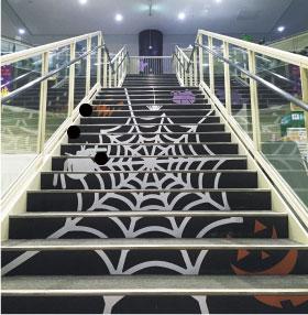 階段装飾03